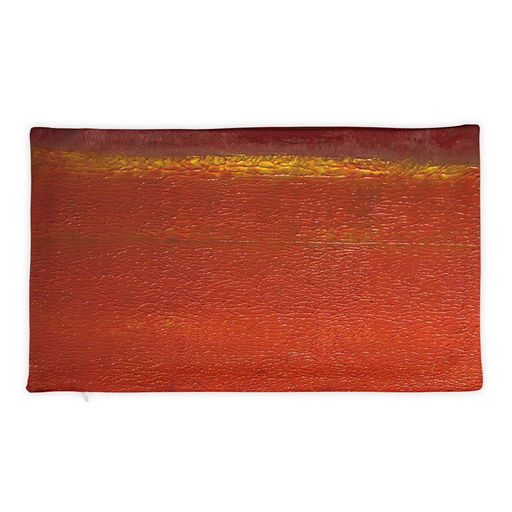 """Martian Sunrise"" Pillow Case"
