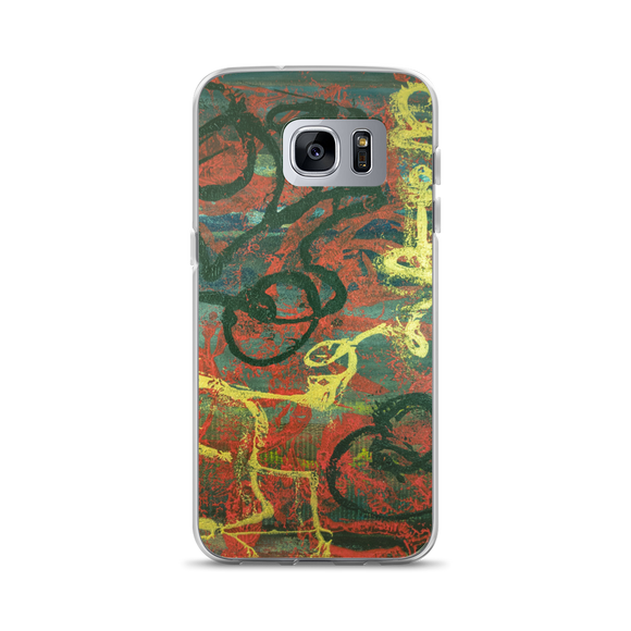 """Gold of Donato"" Samsung Case"