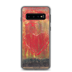 """Resonating Heart"" Samsung Case"