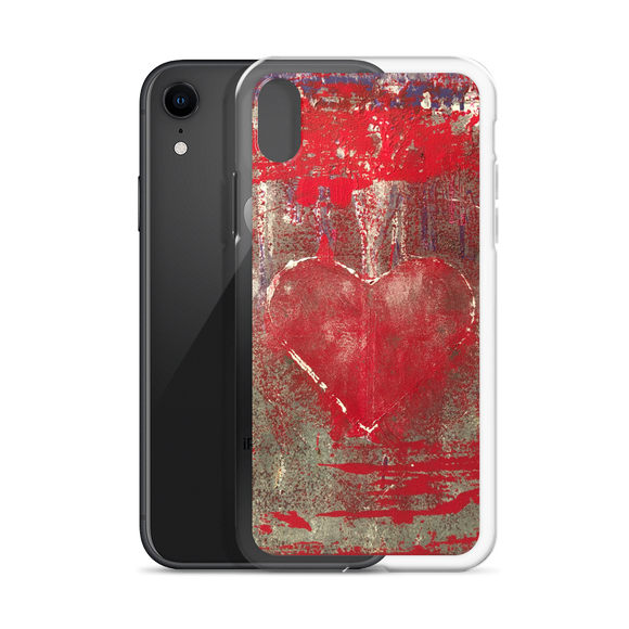 """Love is Messy"" iPhone Case"