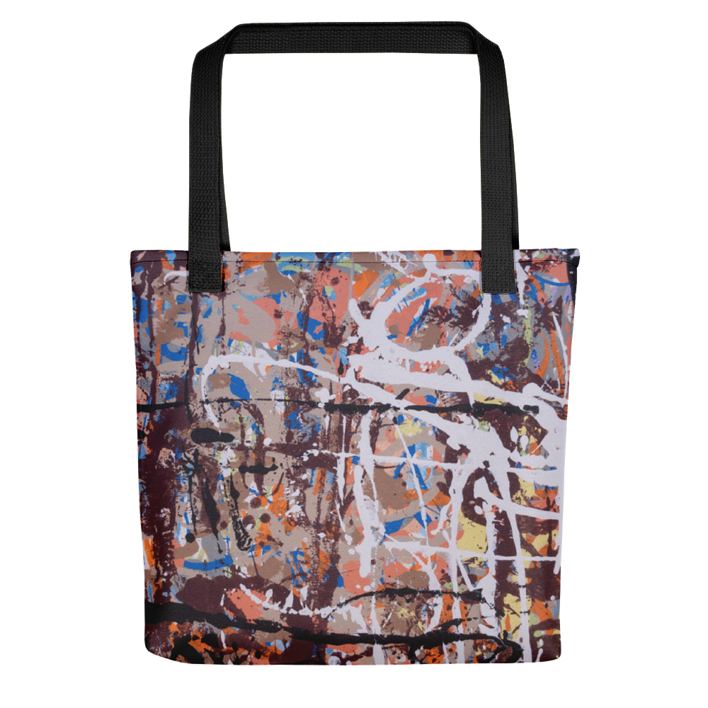 """Extract from Amorphous Conurbations"" Tote Bag"
