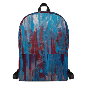 """Manifesto of Formless Exclusion"" Backpack"