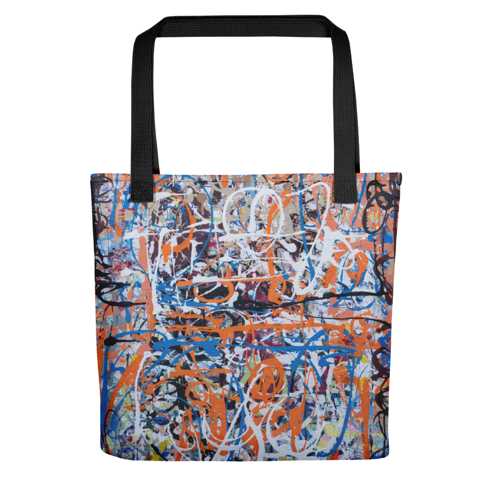 """Amorphous Sprawl"" Tote Bag"