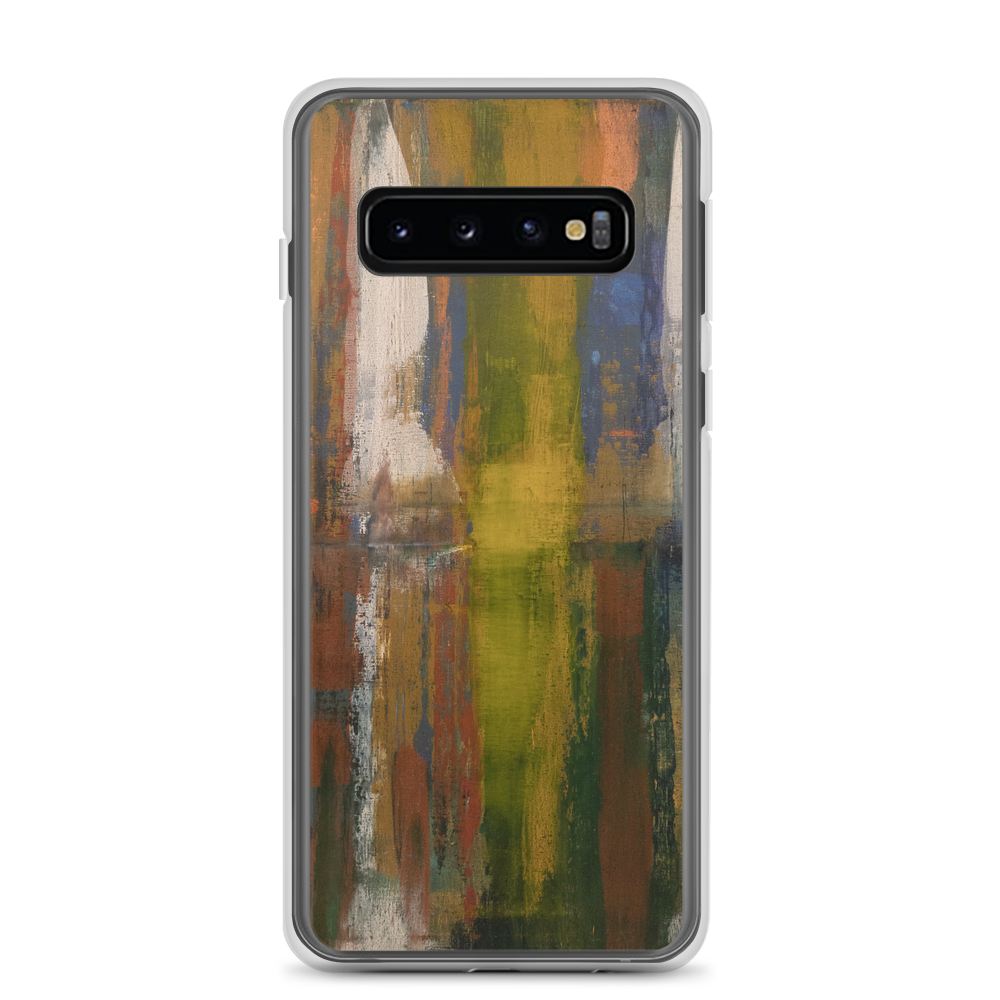 """Reflections on the Canal at Twilight"" Samsung Case"