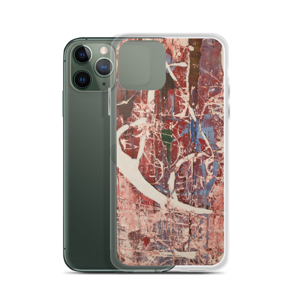 """Memories of Chaotic Movement"" iPhone Case"