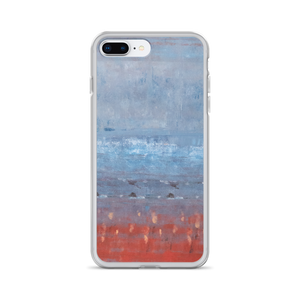 """Fire & Ice"" iPhone Case"