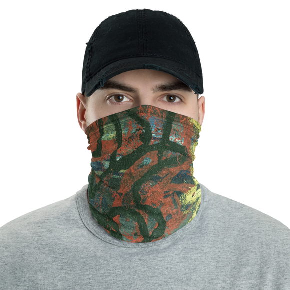 """Leo's Golden Ratio"" Neck Gaiter Face Mask"