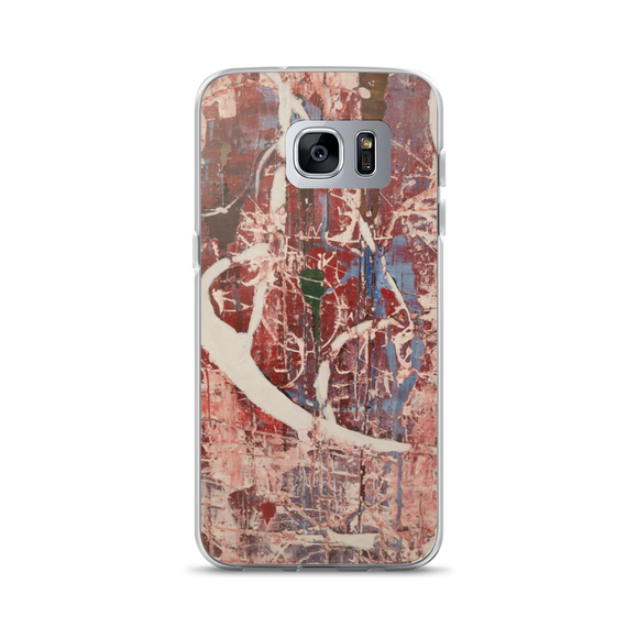""" Memories of Chaotic Movement"" Samsung Case"