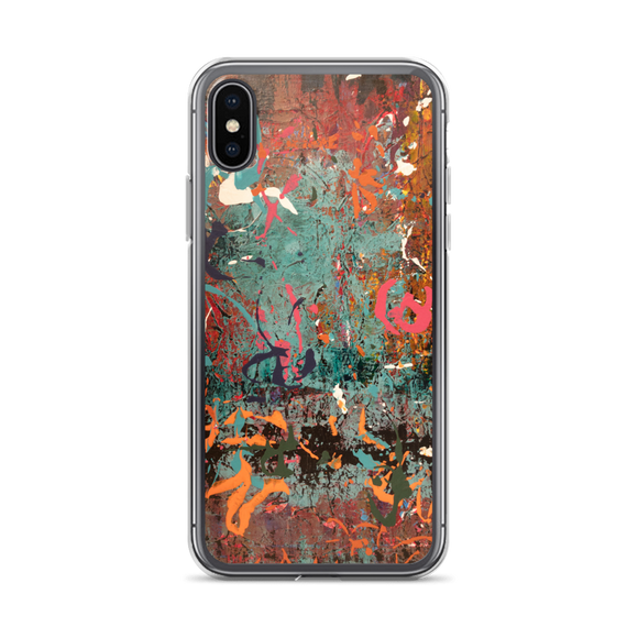 """Decomposed Chaos in Development"" iPhone Case"