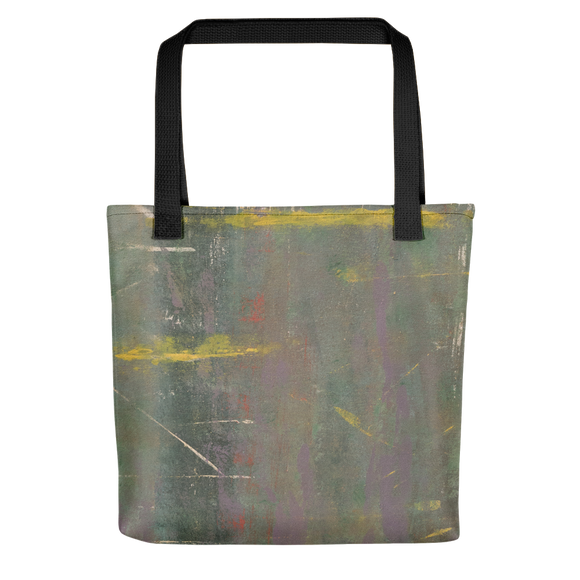 """Concrete Abstract #2"" Tote Bag"