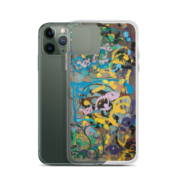 """Ode to a Perky Reef"" iPhone Case"