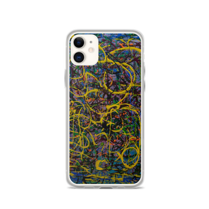 """Suspicious Act of Ecstasy Transmorgified"" iPhone Case"
