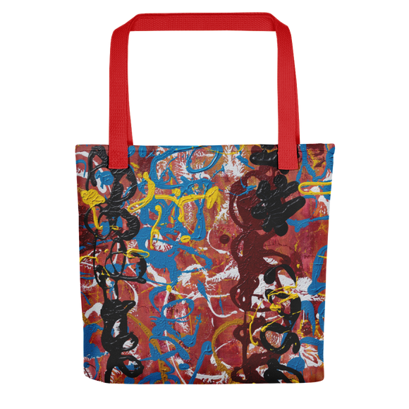 """Torqued Morphism"" Tote Bag"