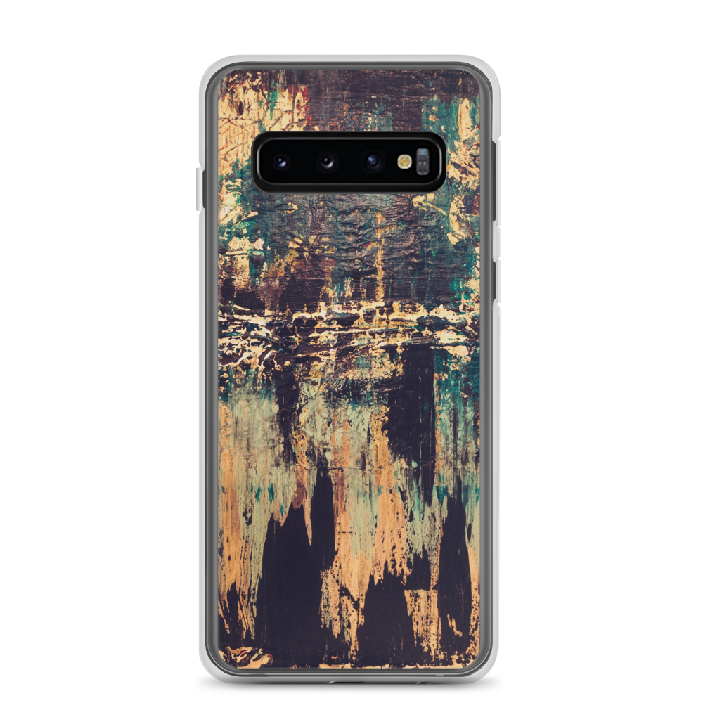 """Silhouette of a Rising Expression"" Samsung Case"