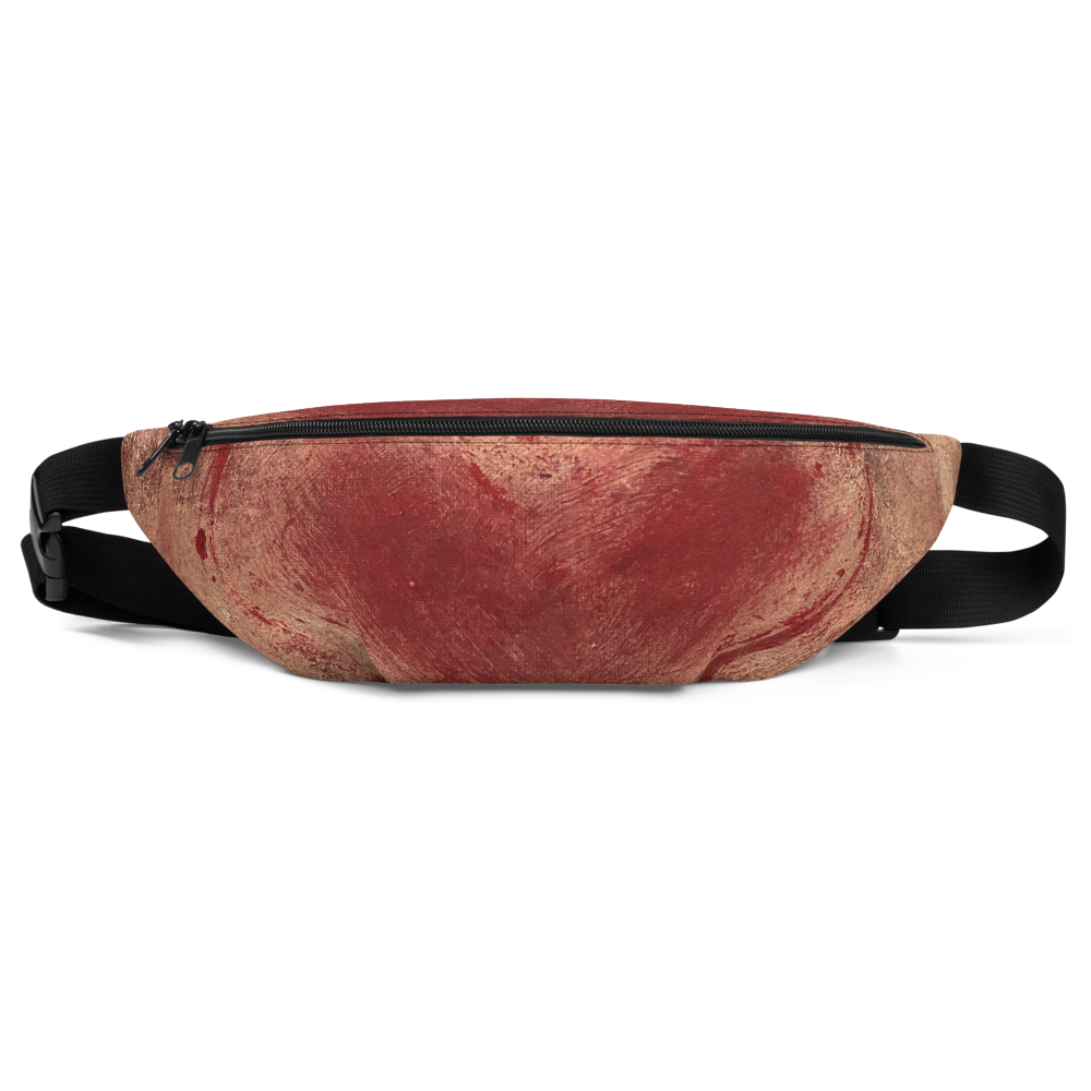"""The Heart Prevails"" Fanny Pack"