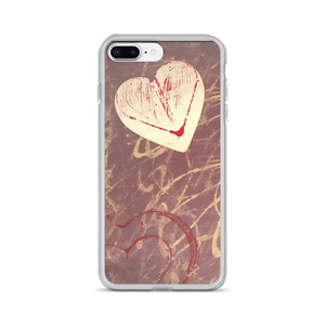 """Love is Unpredictable"" iPhone Case"
