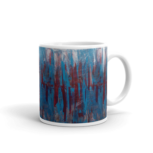 """Manifesto of Formless Exclusion"" Mug"