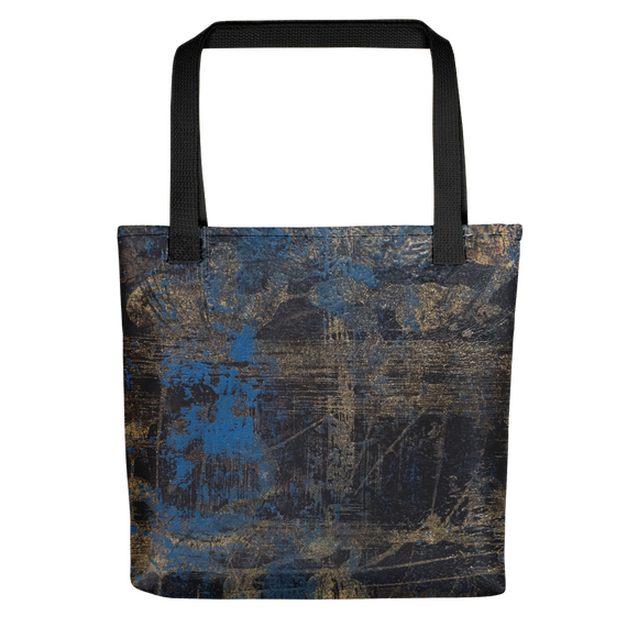 """Shimmering Web of a Drunken Spider"" Tote Bag"