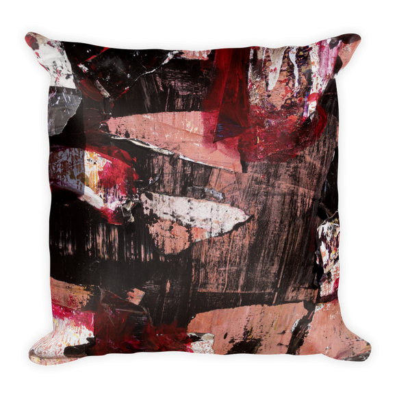 """Fear & Despair Deconstructed"" Pillow"