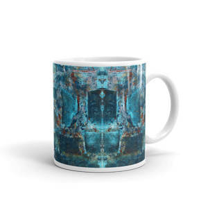 """Emerald Coast of a Fractional Future"" Mug"