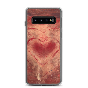 """The Heart Prevails"" Samsung Case"