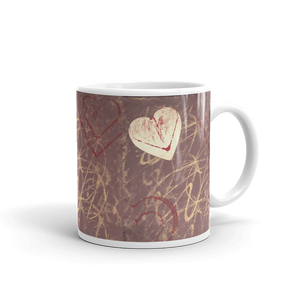 """Love is Unpredictable"" Mug"