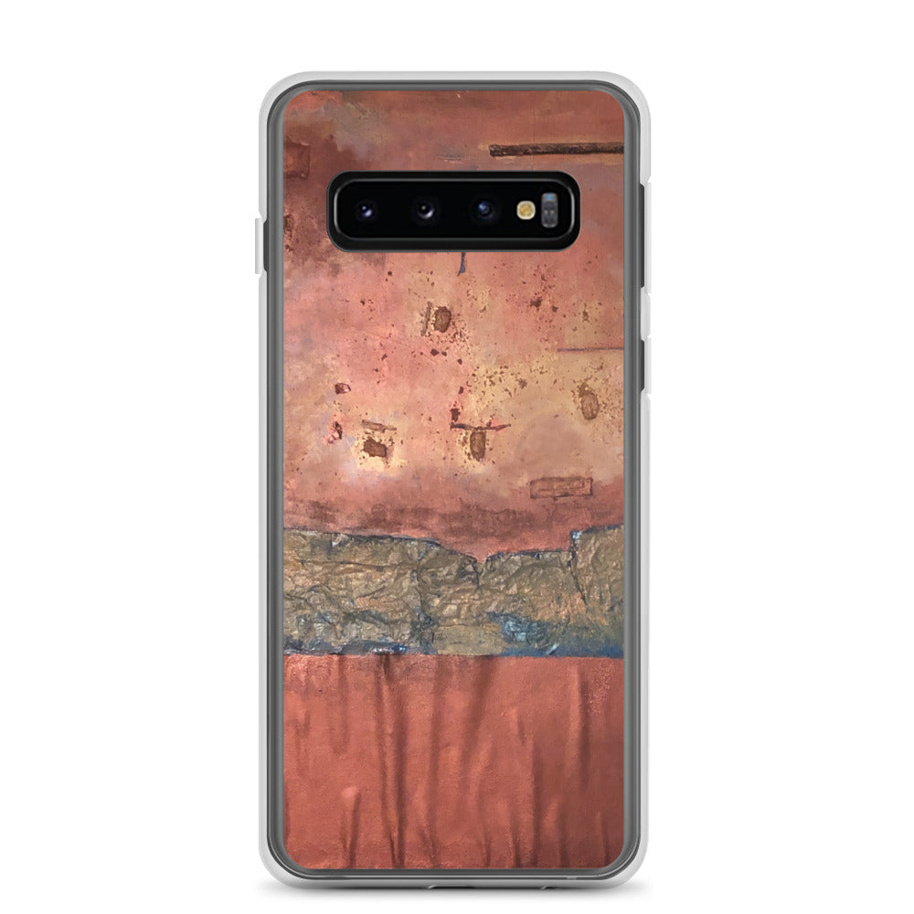 """Greed Decomposed on a Martian Desert"" Samsung Case"