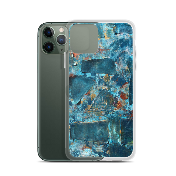 """Emerald Coast of a Fractional Future"" iPhone Case"