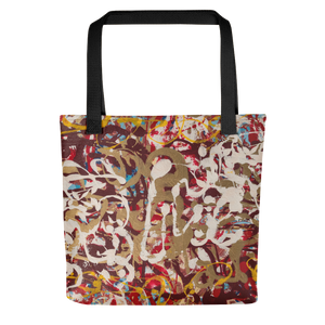 """Yellow Baby Buggy Bumpers"" Tote Bag"