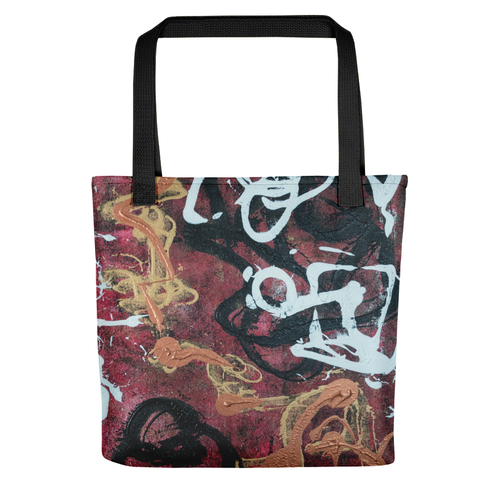 """Leo's Golden Ratio (Version 2)"" Tote Bag"