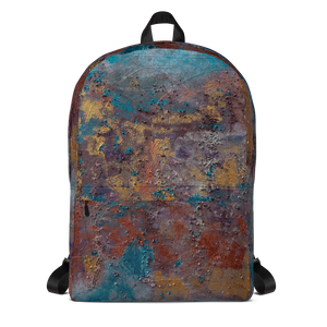 """Great Reef Burning"" Backpack"