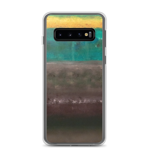 """Abstract Aurora Borealis"" Samsung Case"