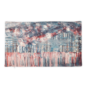 """America the Beautiful"" Pillow Case"