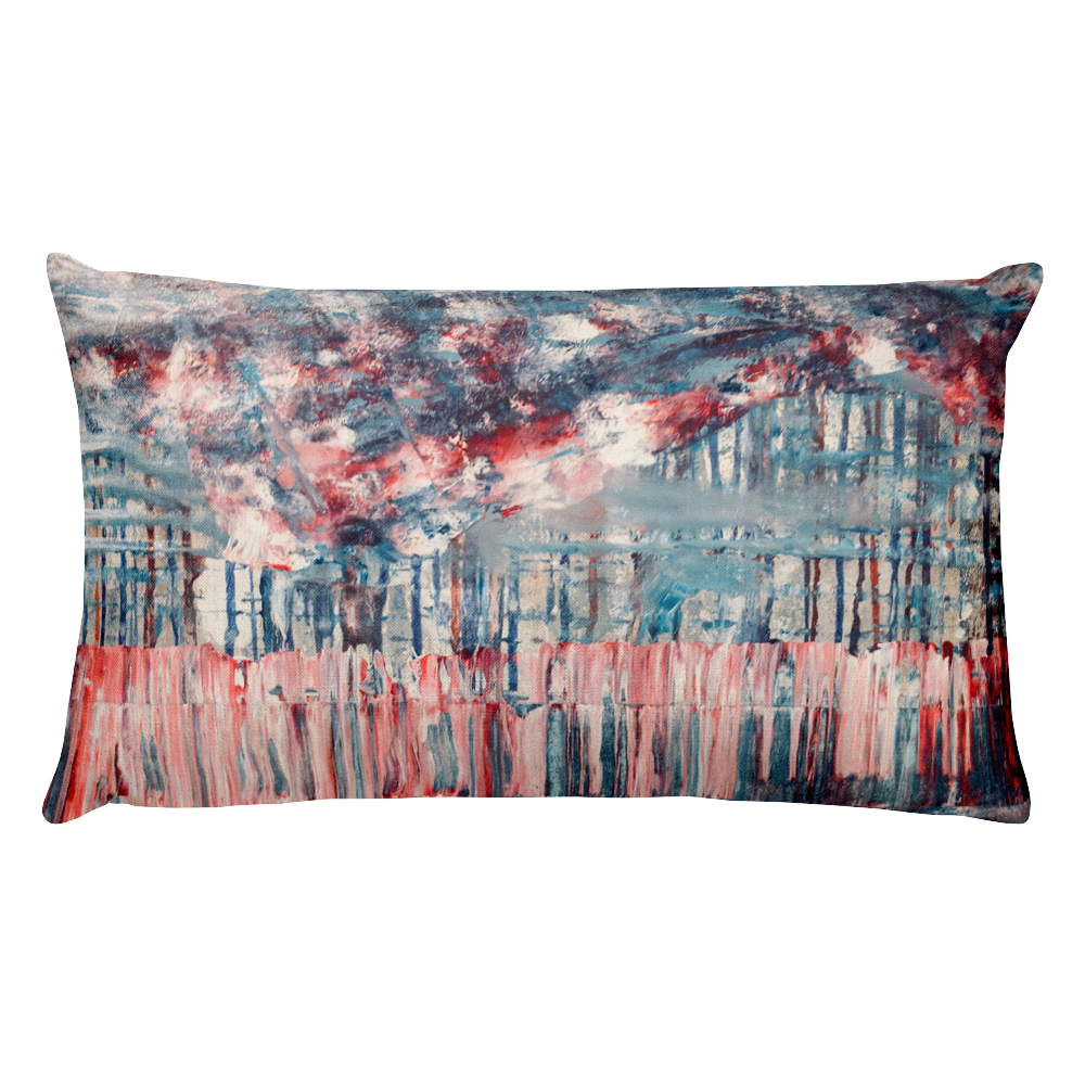 """America the Beautiful"" Pillow"