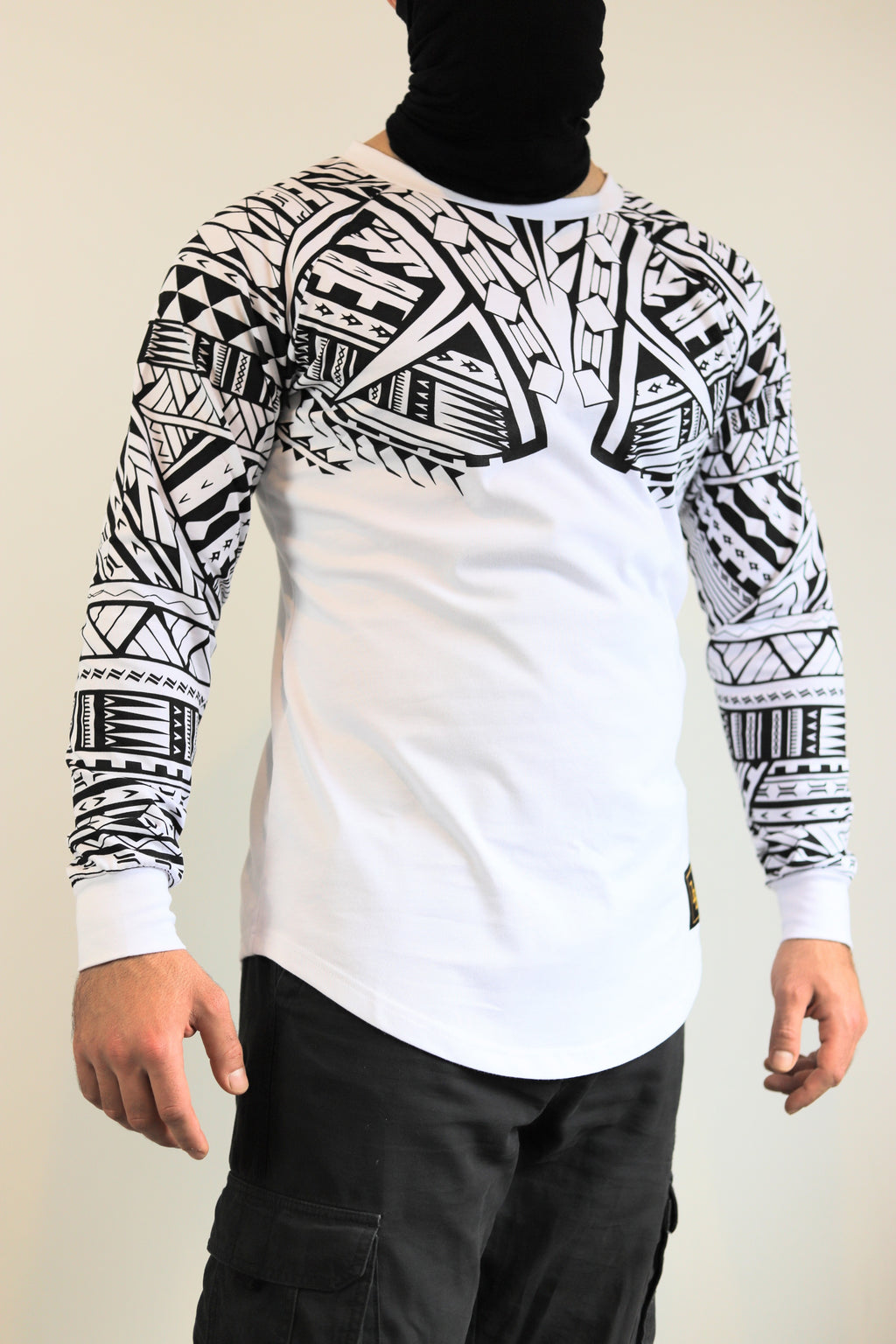 Heavyweight Premium Unisex WHITE Long Sleeve