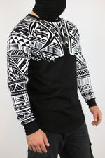 Premium Heavyweight BLACK Long Sleeve