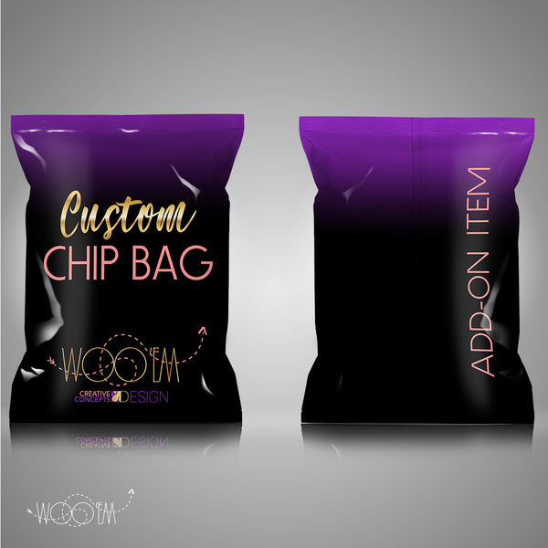 Add-on: Chip Bag Design