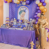 Princess Castle 6x6 Banner Backdrop/ Step & Repeat, Design, Print and Ship!