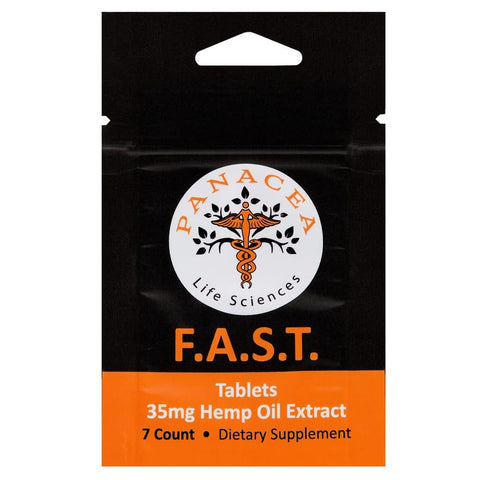 FAST 35mg Tablets - 7 pack