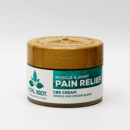 200mg CBD Muscle & Joint Cream