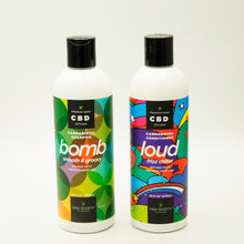 "Load image into Gallery viewer, Premium Hemp CBD Conditioner ""Loud"""