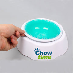 Chilled Water Bowl