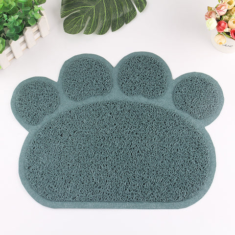 Chow Time Paw Food Mat