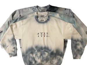 Grey Skies Hand Dyed Sweatshirts