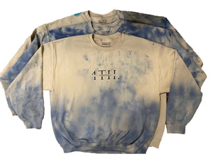 Indigo Dreams Hand Dyed Sweatshirts