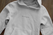 Load image into Gallery viewer, Delinquent | Heavy Weight Hoodie