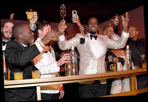 Inside P. Diddy's 50th birthday bash