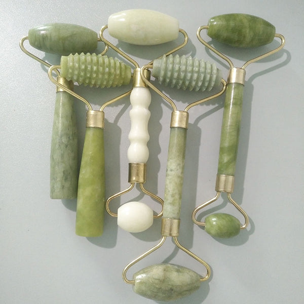 Jade Stone Roller  Face & Body Massage Tools