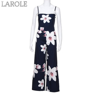 Women Summer Fashion Ladies Clubwear Floral Playsuit Bodycon Party Jumpsuit Trousers