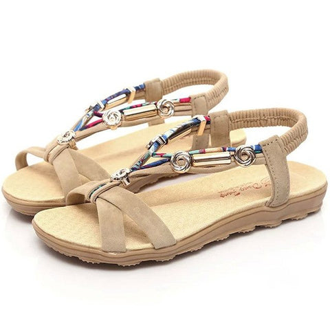 Fashion Roman Sandals Ladies Flip Flops Women's